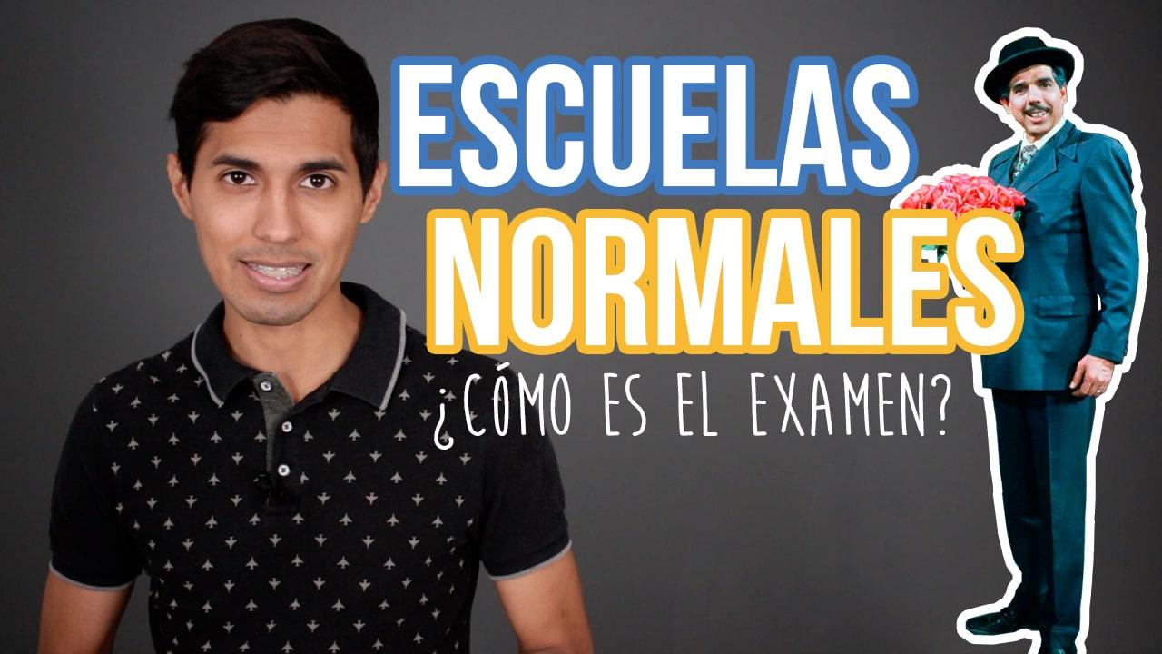 Escuela Normal – Exámen de admisión para ser maestros