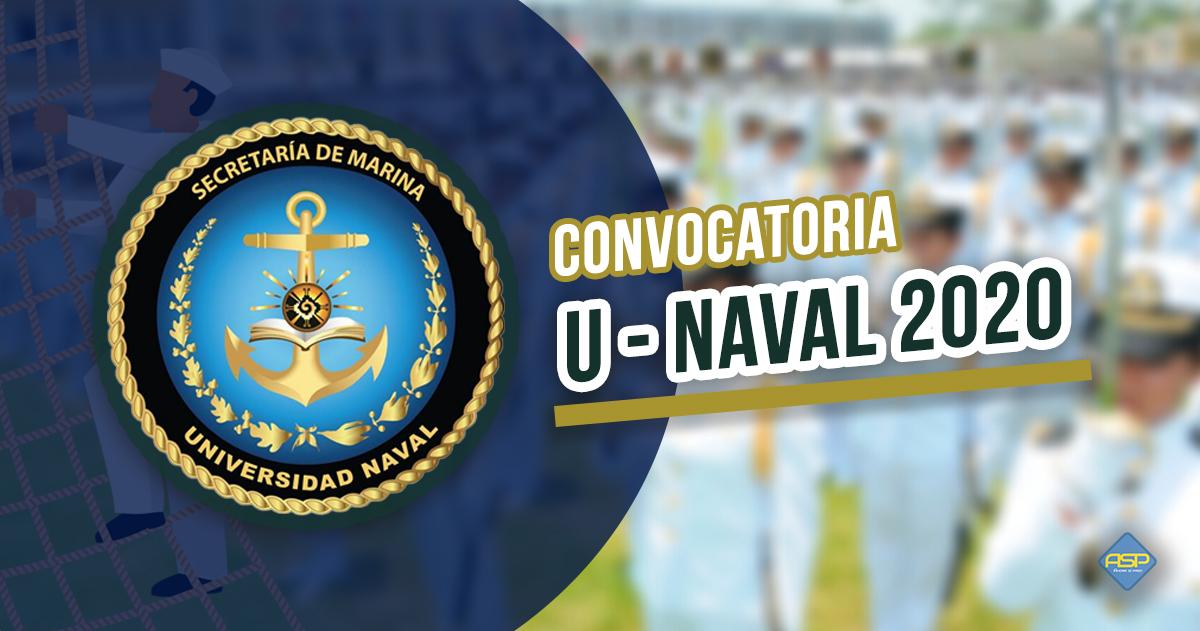 Convocatoria Universidad Naval 2020 | Pre registro en línea