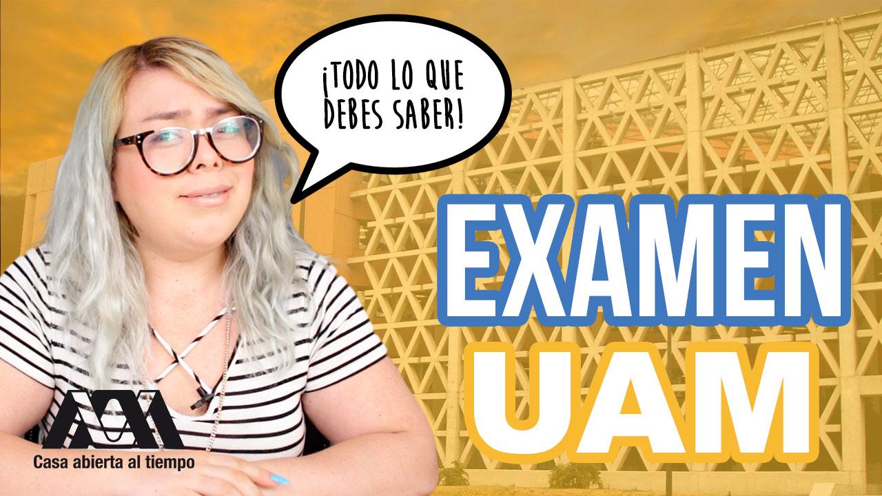 Todo lo que debes saber del examen a la UAM | convocatoria 2019