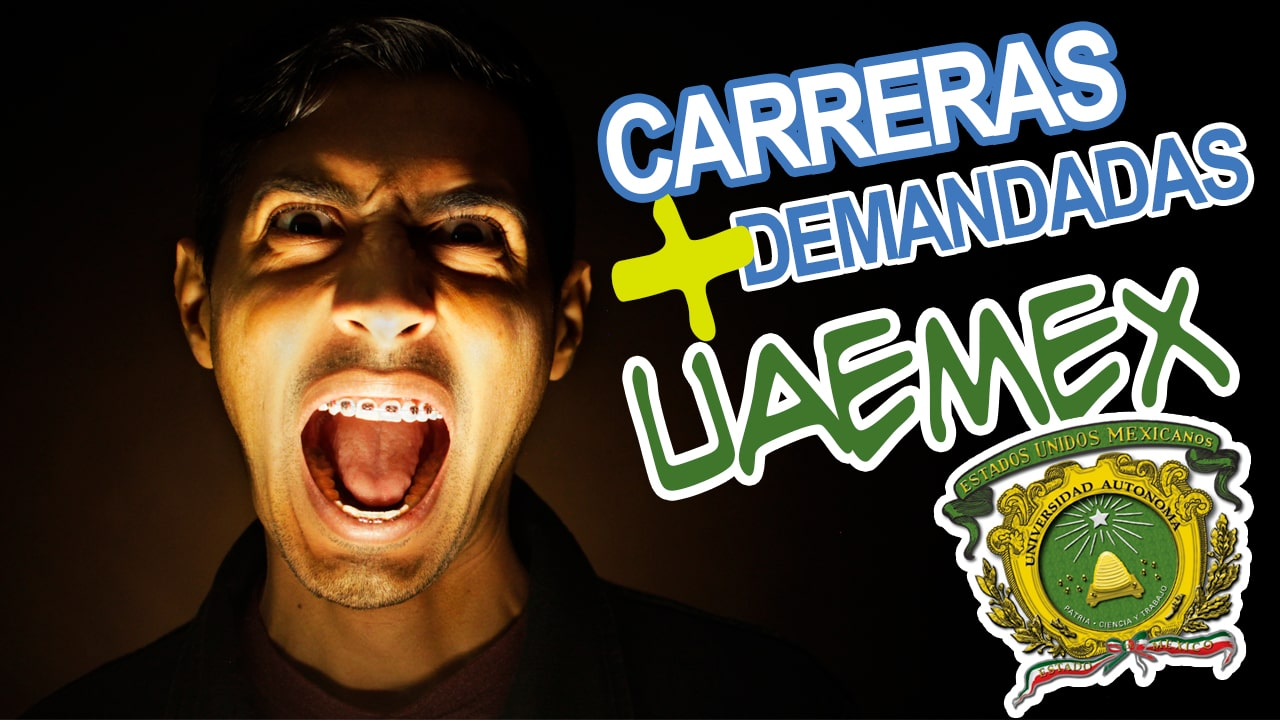 LAS 10 CARRERAS DE MAYOR DEMANDA UAEMex