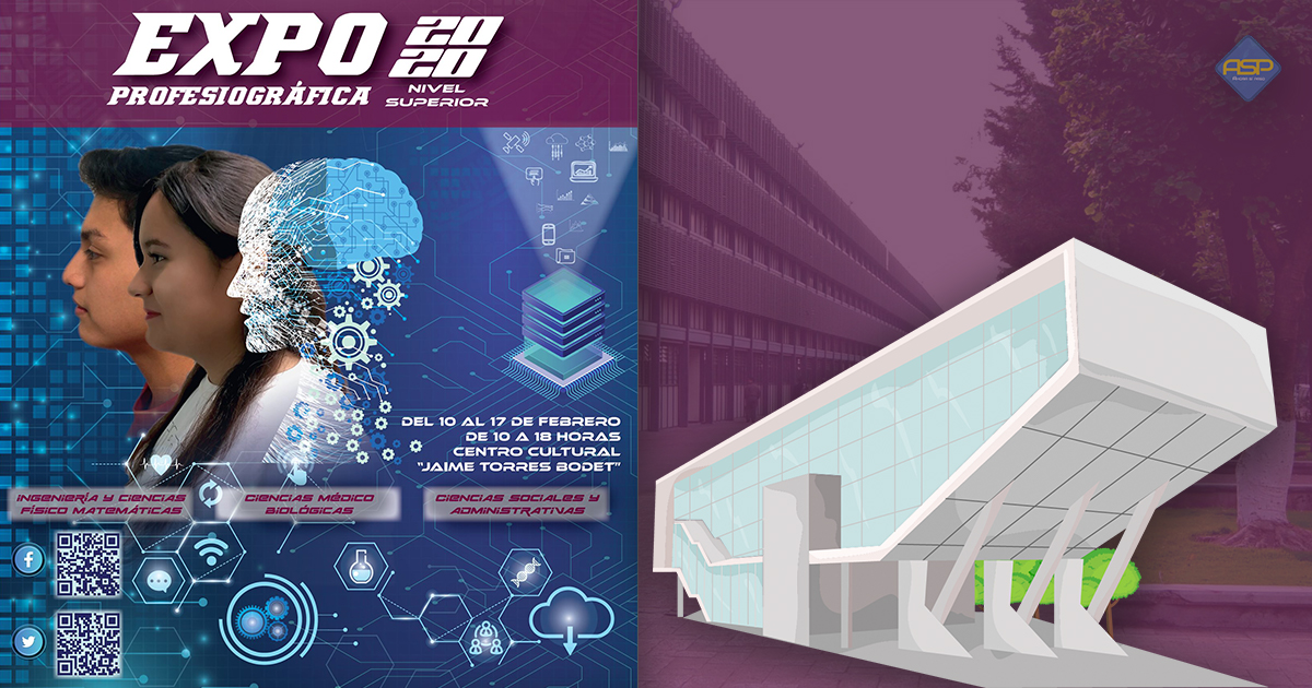 EXPO – PROFESIOGRÁFICA IPN 2020 - Ahora Sí Paso