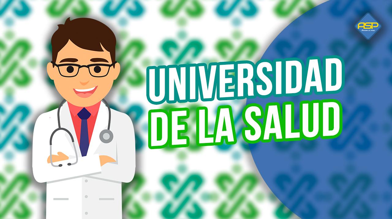 Universidad de la Salud | Qué necesitas para entrar