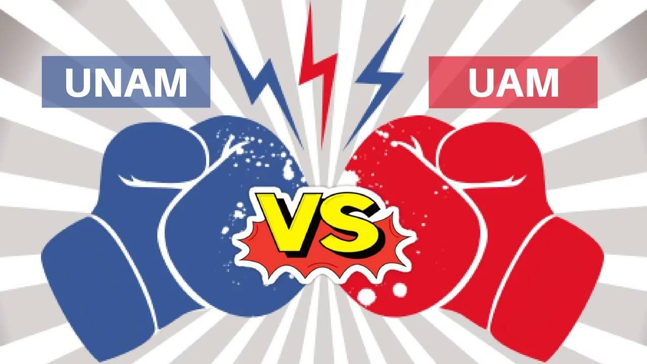 UNAM vs UAM | Examen de Admisión